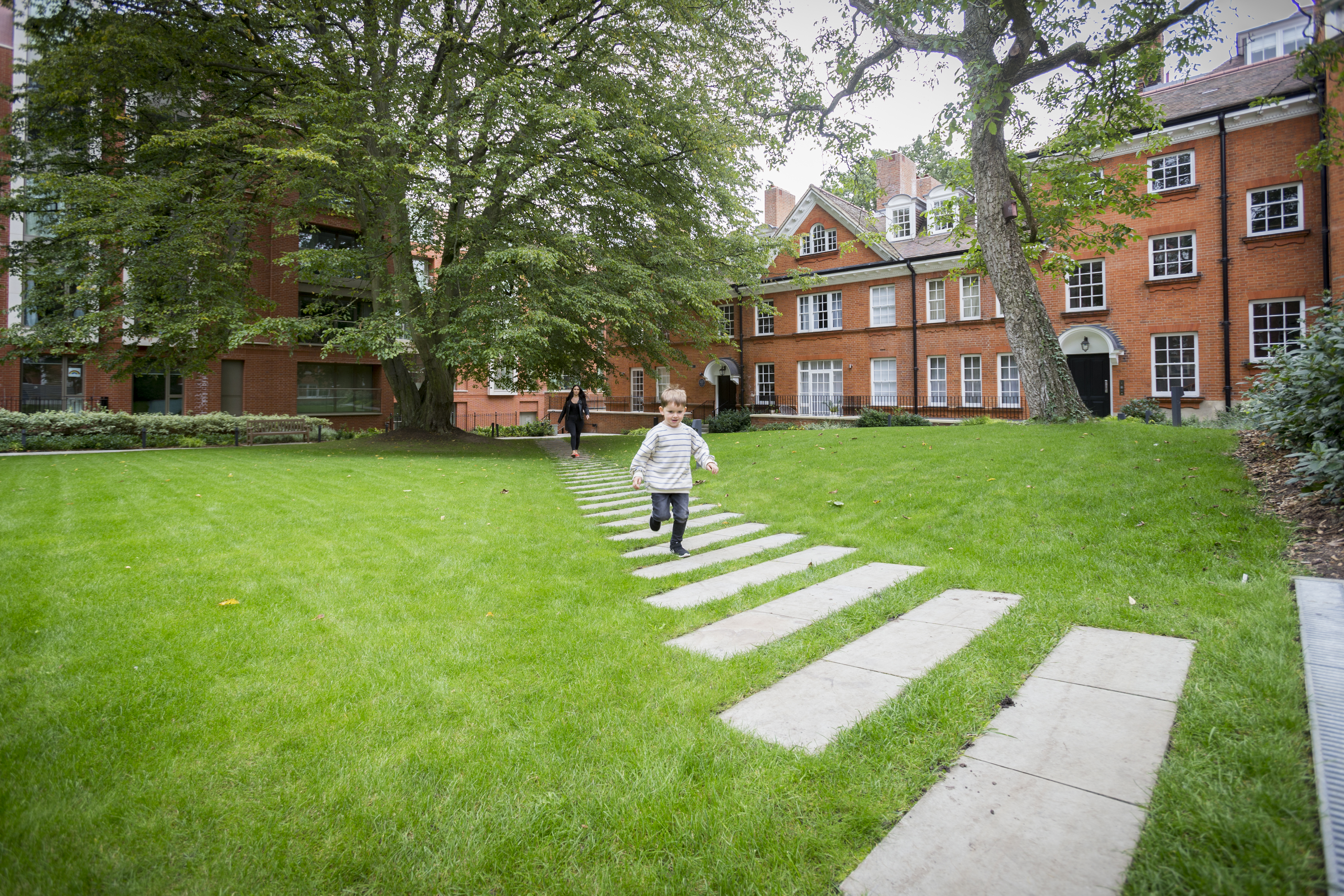 A community feel at Hampstead Manor