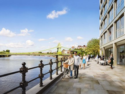 Queen's Wharf: Top 10 Reasons to Buy in Hammersmith