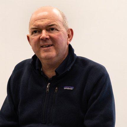 Ewan Anderson, Group Financial Director