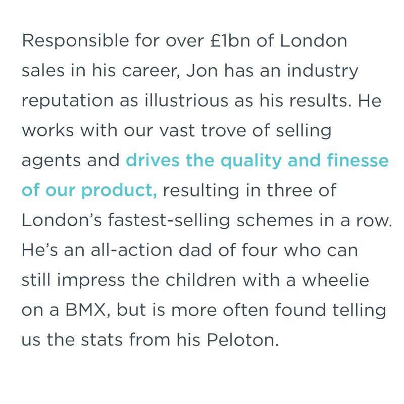 Jon Hall, Group Sales Director