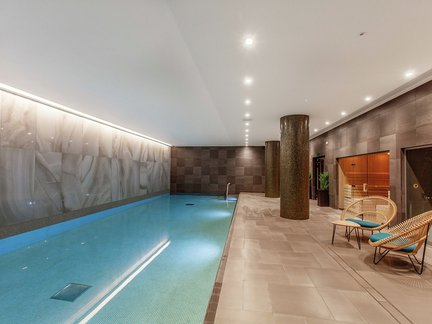 A private health club without leaving home? Welcome to Hampstead Manor