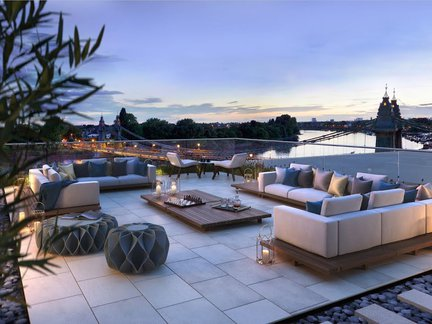 Exquisite Riverside Residences: The Queen's Wharf Penthouse Collection