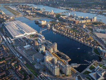 Royal Eden Docks: a ten-minute neighbourhood
