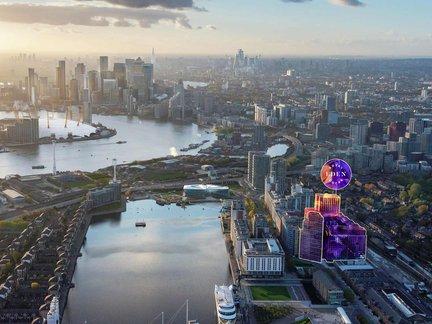 Coming soon: The Ellipse at Royal Eden Docks