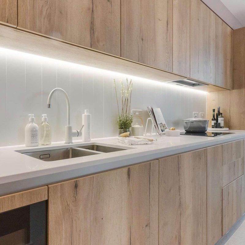 3-bed kitchen