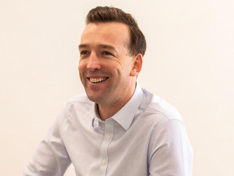 Luke Taylor, Operations Director