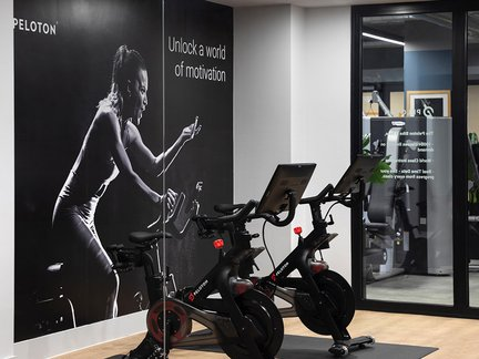 We've partnered with Peloton in a UK first!