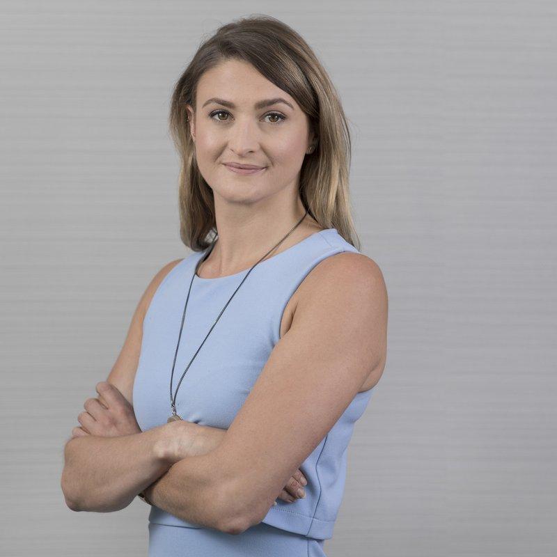 Rebecca Skinner - our Senior Development Manager