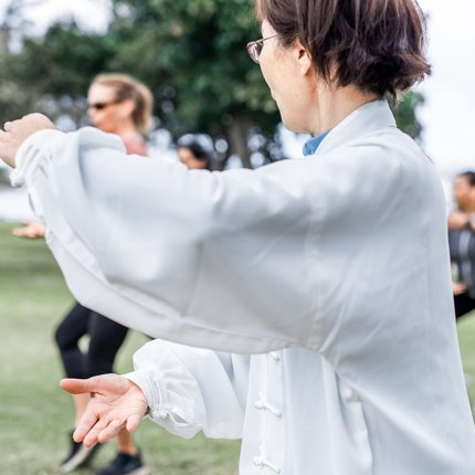 Take time to chill with Tai Chi