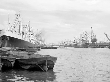 Back to the future: The Royal Docks