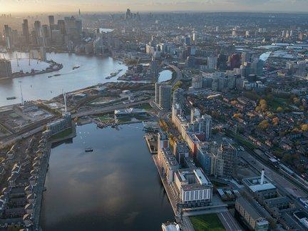 Gearing up for 2021 at Royal Docks